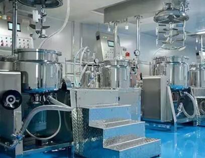适用于大中小型农药的液体乳化机分装