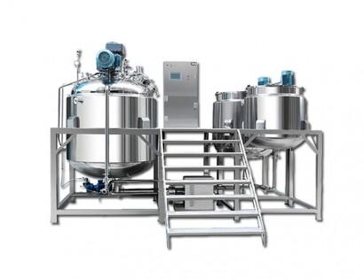 液态均质搅拌釜设备