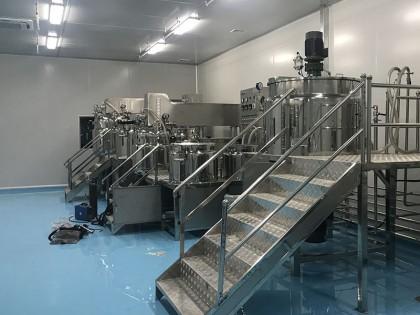 反渗透水处理压力灌装机通常用于灌装气体液